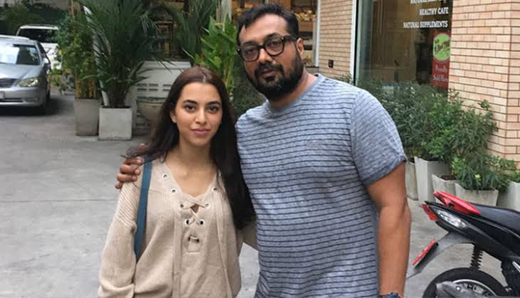 THIS is Anurag Kashyap's Take on Launching His Daughter!   Instant Bollywood